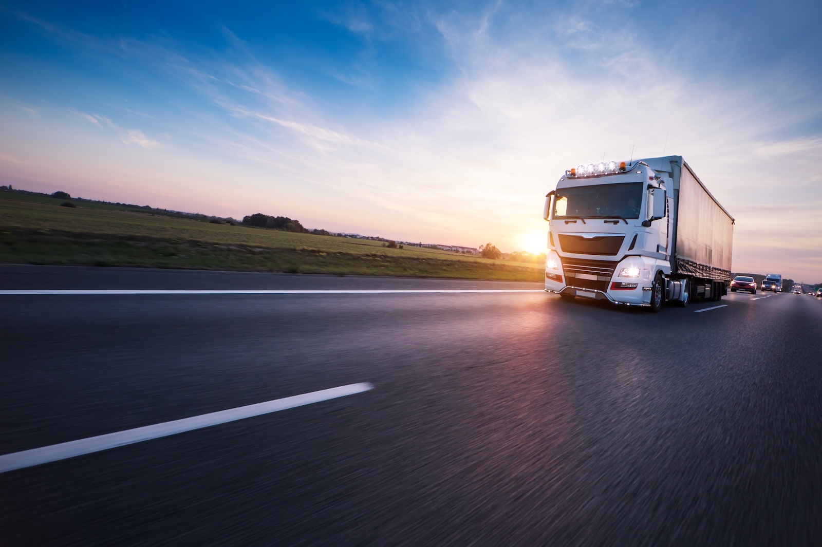 AST Global Sourcing - specialists in road freight logistics
