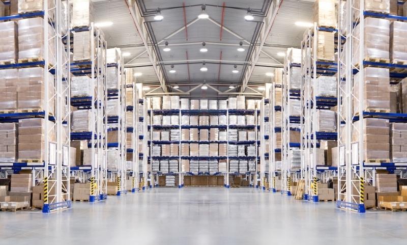 AST Global Sourcing distribution warehouse